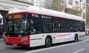 barcelona otobüsü