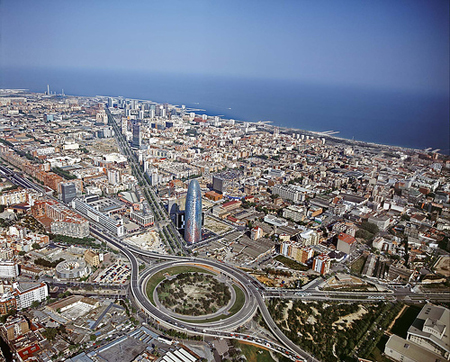 Best touristic areas of Barcelona to visit