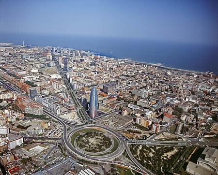 A legjobb turisztikai terület a Barcelona, hogy látogassa
