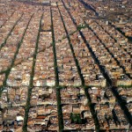 Eixample area of Barcelona description