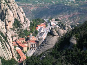 Monserrat Mountain Barcelona