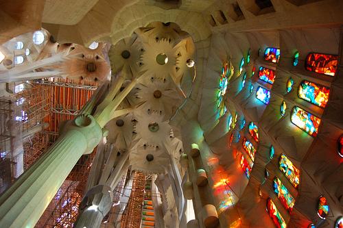 巴塞羅那聖家堂