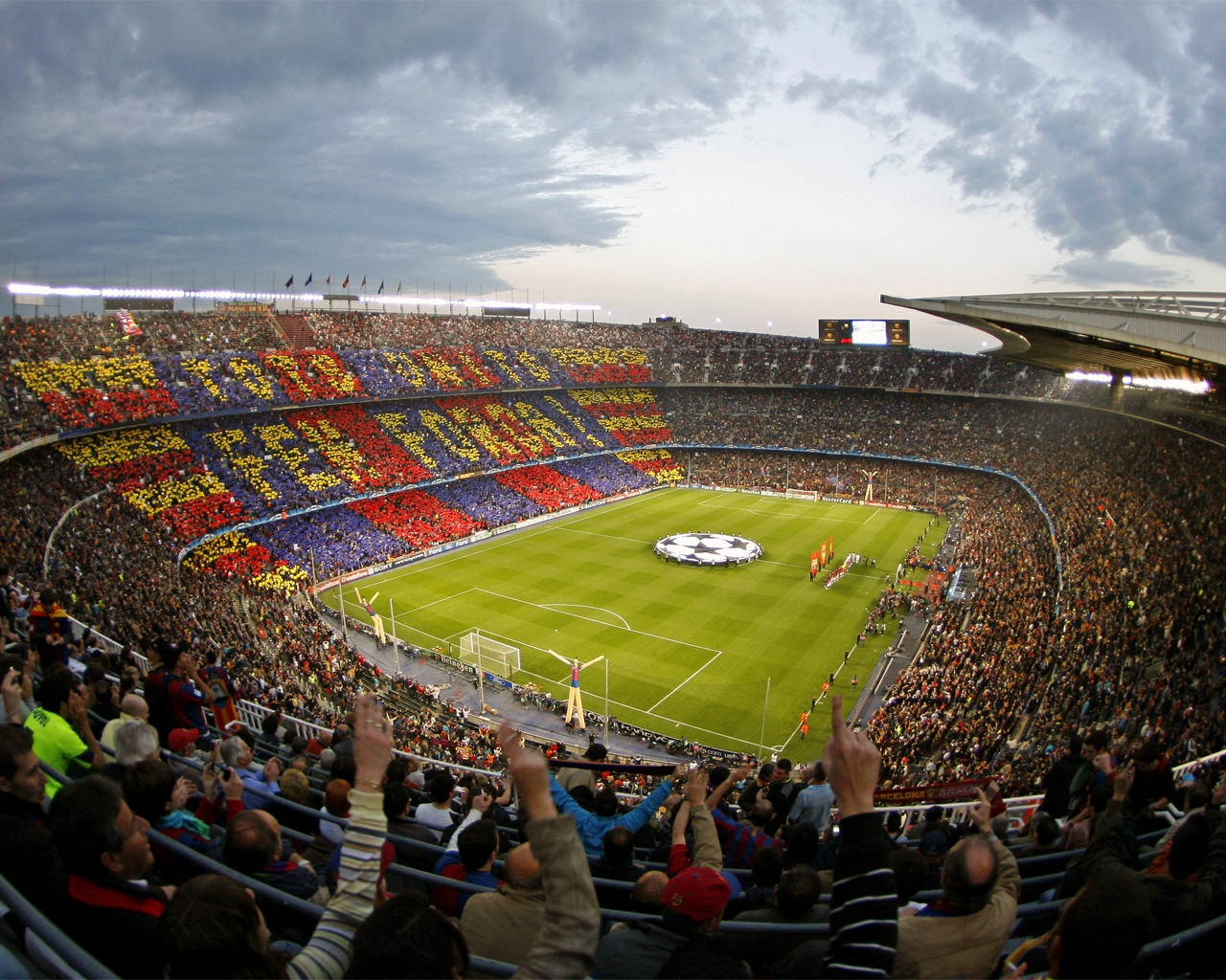 barcelona football tours Photo