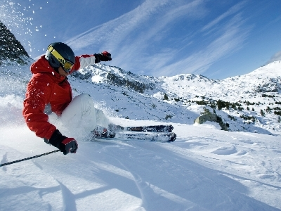 Ski Resorts Preto Barcelona