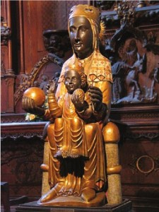 Montserrat: The Black Virgin