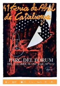 Feria de Abril: Poster 2012