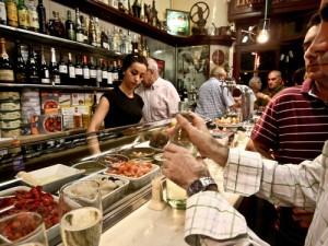 Tapas in Barcelona: Xampanyet
