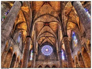 El Born: Basílica Santa María del Mar