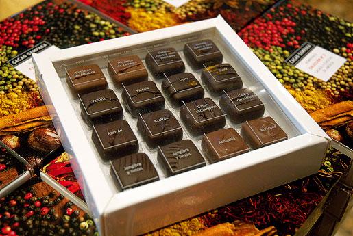 Cacao Sampaka, Βαρκελώνη