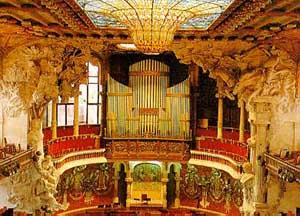 El Born: Palau de la Música Catalana