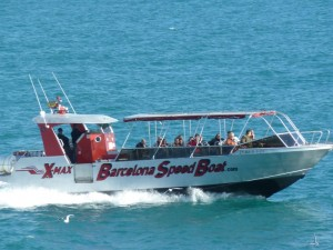 Barcelona Speed Boat Tours