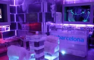 Icebarcelona, Barcelona