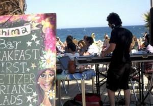 Mochima Beach Bar, Barcelona