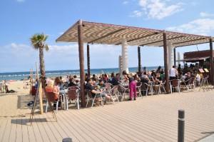 Princesa 23 Beach Bar, Barcelona