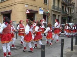 Bastoners, Barcelona
