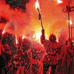 Correfoc, La Festa Major de Grcia, Barcelona
