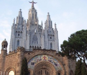 Sagrat Cor - Sacred Heart Church, Tibidabo