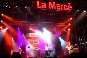 BAM Concerts, La Mercè, Barcelona