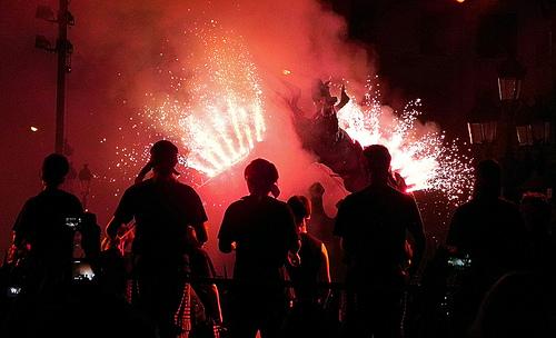 Correfoc Barcelona [Photo via Jorge_DM]