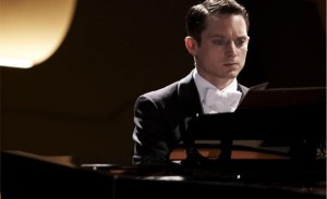 Elijah Wood, Grand Piano