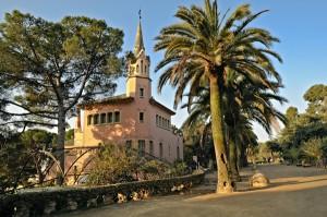 Gaudí House Museum, Park Güell