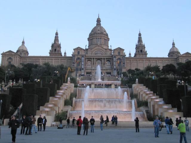 MNAC Müzesi, Barselona