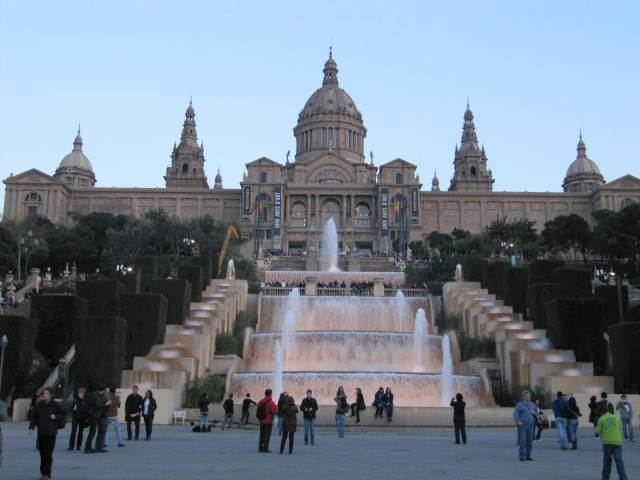 Muzium MNAC, Barcelona