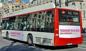 TMB Buses Barcelona