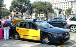Taxi, Barcelona