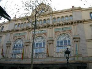 Liceu Theatre, Barcelona