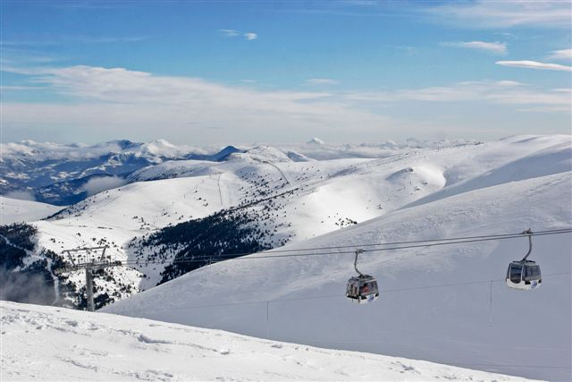 Ski Resorts, Barcelona