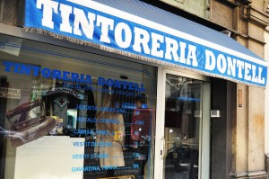 Tintoreria Dontell Exterior [Photo via Official Facebook Page]
