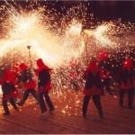 حريق تشغيل التقليدي، برشلونة