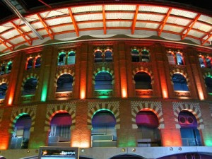 Las Arenas Shopping Mall, Barcelona