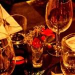 صالون ش، برشلونة. مطعم رومانسي في عيد الحب