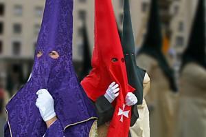 Nazarenos, Easter in Barcelona