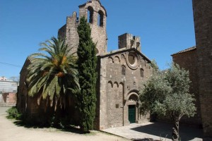 Sant Pau del Camp [Photo via Catholic Barcelona]
