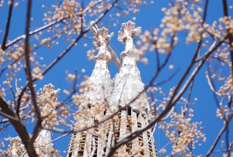 Пролеће у Барселони 2