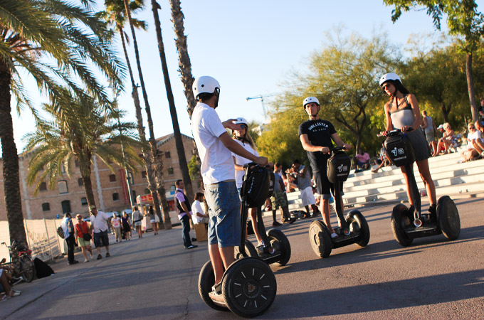 Barselona Segway Tours