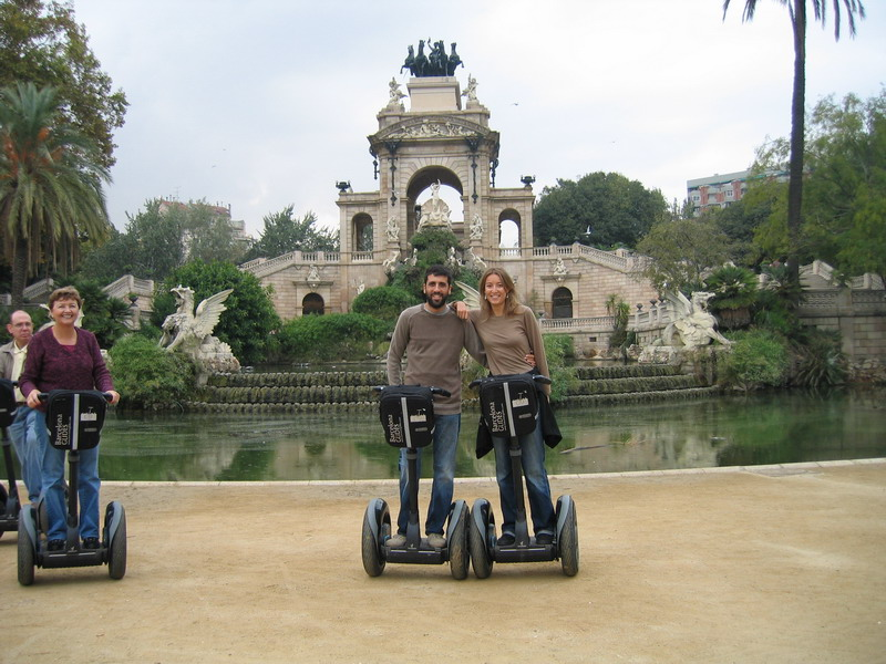 Segway Tours in Barcelona  Sightseeing in Barcelona