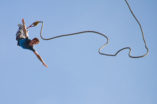 Bungee Jumping, Barcelona