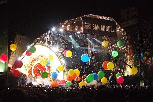Primavera Sound Festivali Barcelona