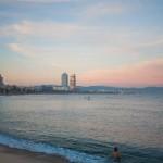 Barceloneta ساحل، بارسلونا