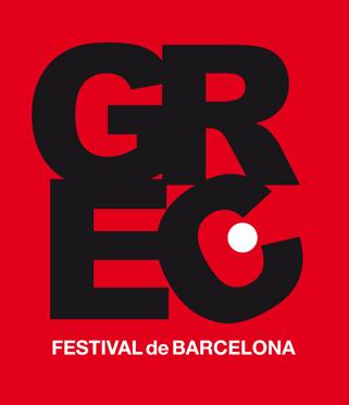 לוגו El Grec פסטיבל, ברצלונה