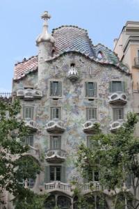 Gaudí. Barcelona