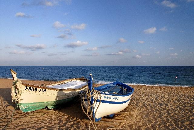 Pineda de Mar, El Maresme, Costa Brava