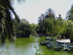 Rowing Boats, Parc de la Ciutadella, Barcelona