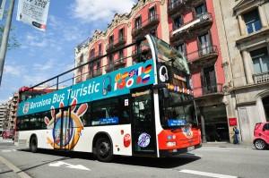 Bus Turistic, Barcelona