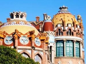 Barcelona, Sant Pau