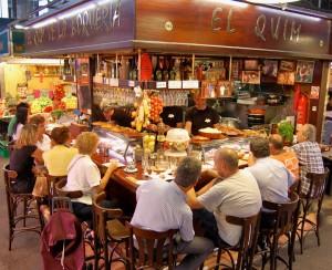 El Quim de la Boqueria, Barcelona